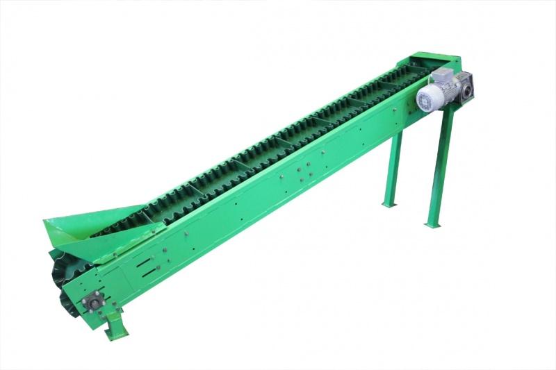 Ленточный транспортер с гофробортами производительность конвейера в час